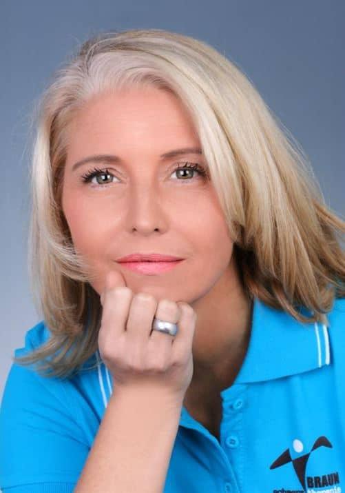 Portrait von K-Active-Referentin Monika Braun