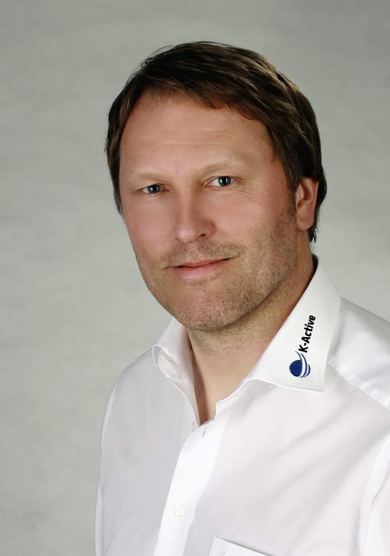 Portrait von K-Active-Referent Volker Hollemann