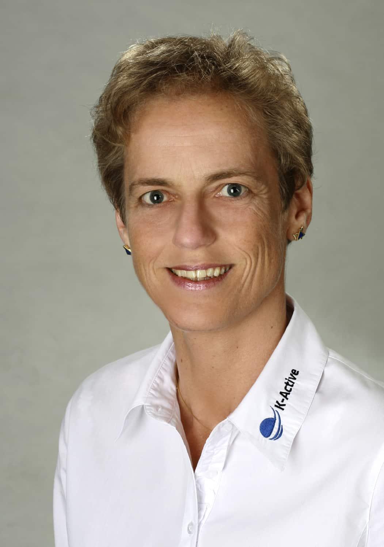 Portrait von K-Active-Referentin Dr. Imke Fröhlich