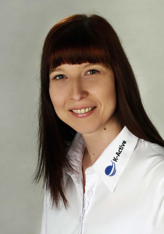 Portrait von K-Active-Referentin Zsuzsanna Hekermans