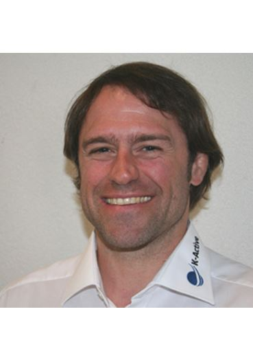 Portrait von K-Active-Referent Marco Welz