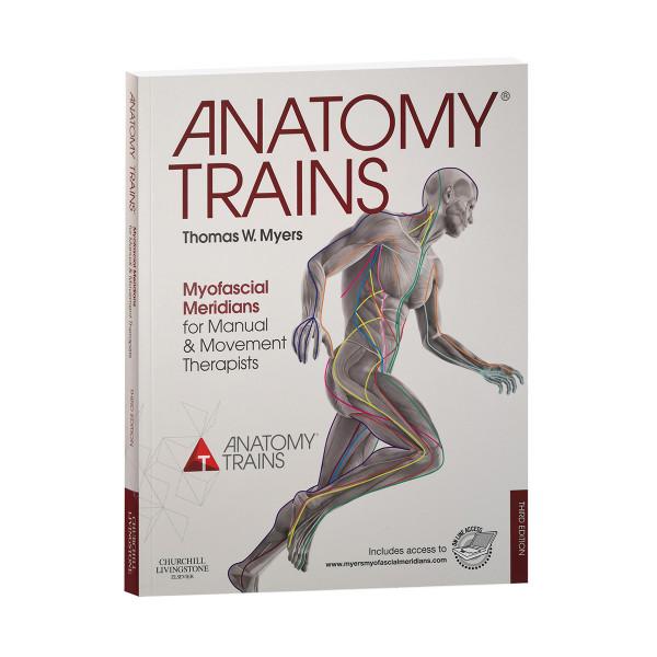 Anatomy Trains - Myofascial Meridians