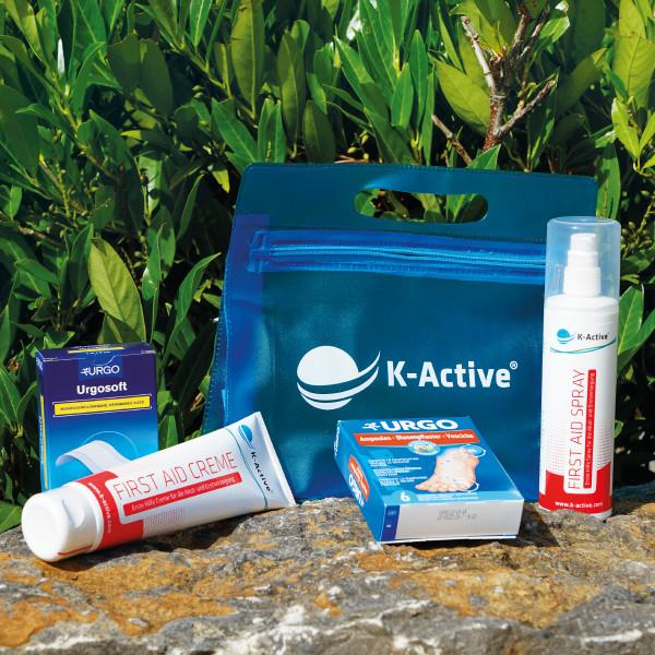 """Travel Kit """"Erste Hilfe"""""""