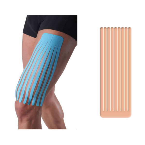 SpiderTech™ PreCut lymphatic compartments