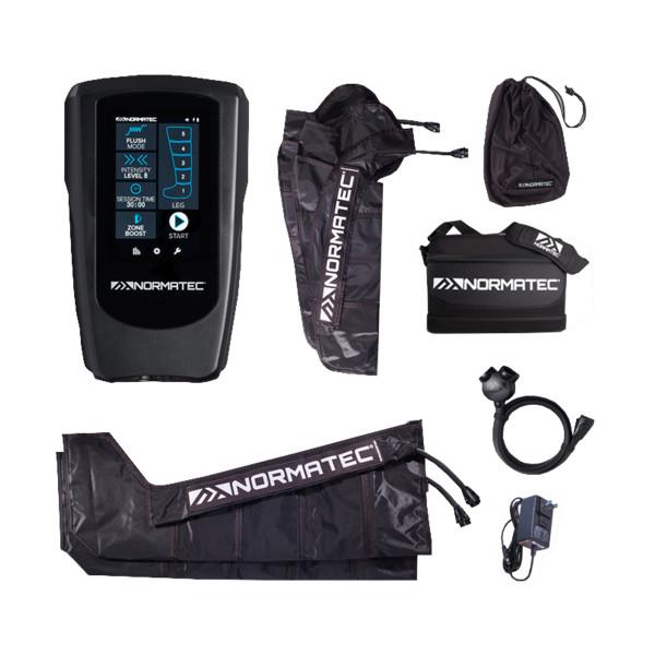 NormaTec® PULSE PRO leg and arm (control unit, 2 leg parts, 2 arm parts, transport case)