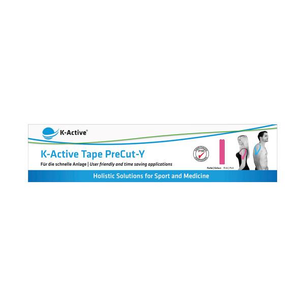 K-Active® Tape PreCut-Y