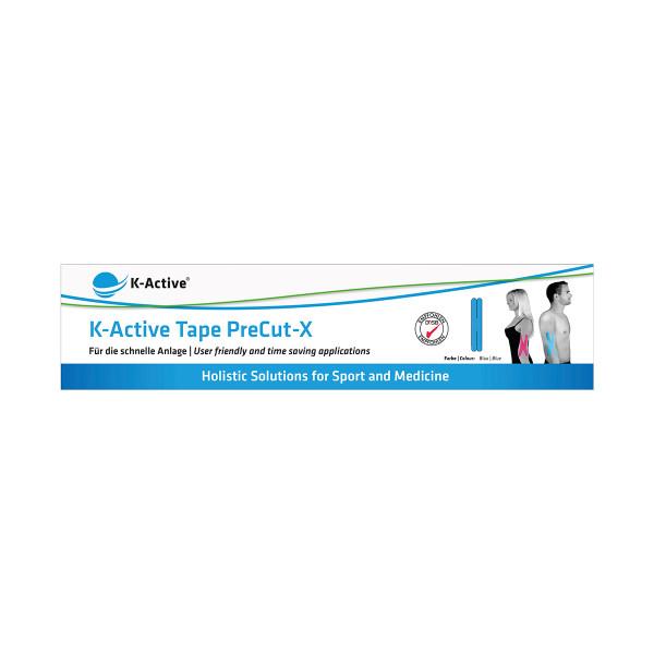 K-Active® Tape PreCut-X