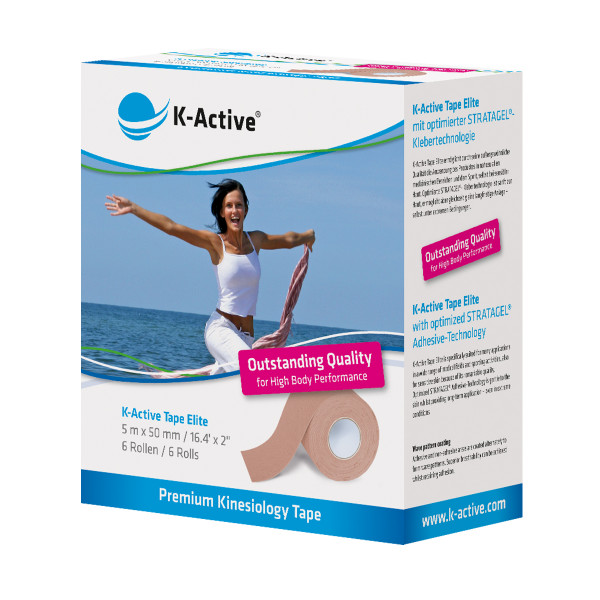 K-Active® Tape Elite 6-pack