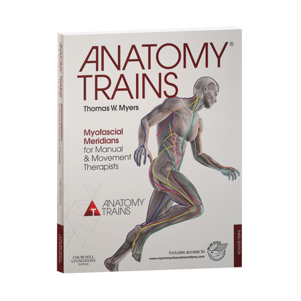 Anatomy Trains - Myofascial Meridians