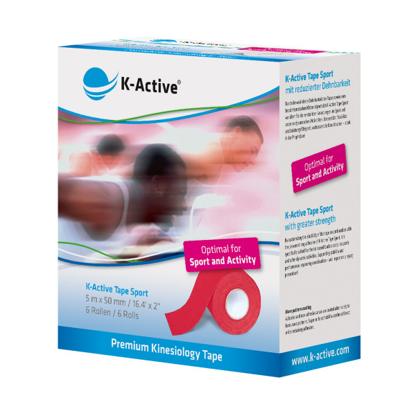 K-Active® Tape Sport 6er-Box