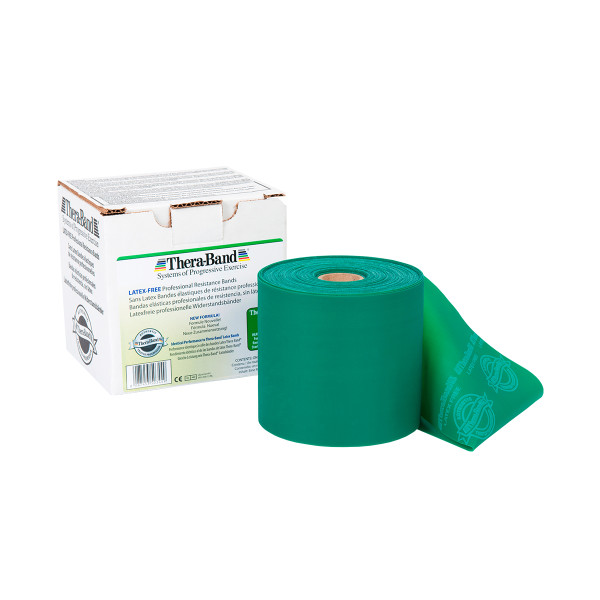Thera-Band® latex-frei 22m