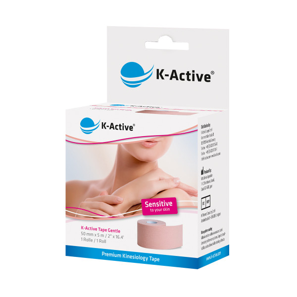 K-Active® Tape Gentle 1-piece box