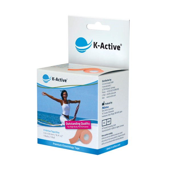 K-Active® Tape Elite 1-piece box