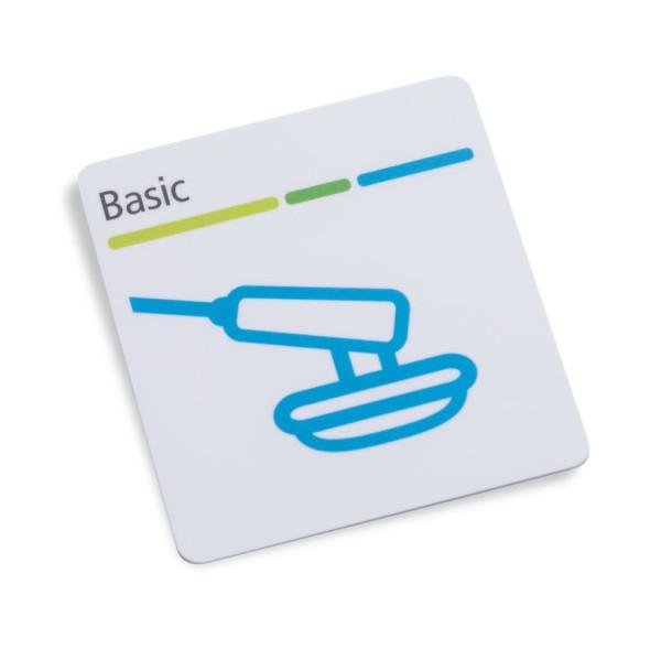 DEEP OSCILLATION® Personal Therapiekarte BASIC (Ersatzteil)