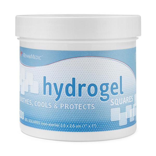 Rehab Medic® Hydrogel Squares