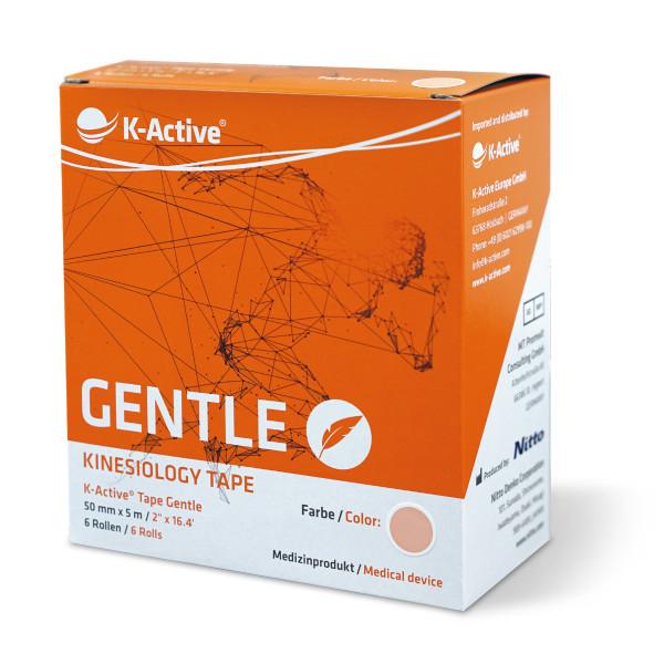 K-Active® Tape Gentle box of 6