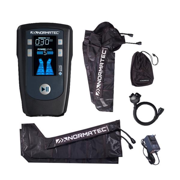 NormaTec® PULSE Bein und Arm (Steuergerät, 2 Beinteile, 2 Armteile)