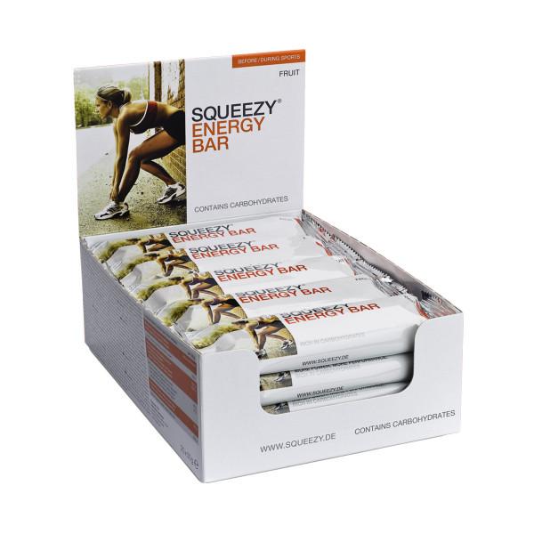 Squeezy Energy Bar 20 Stück à 50 g