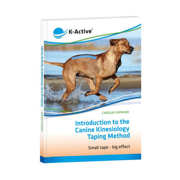 Introduction to the Canine Kinesiology Taping Method
