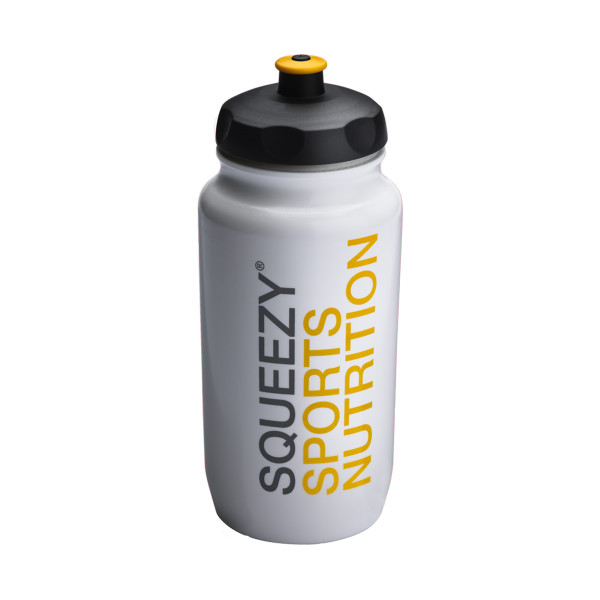 Squeezy drinking bottle
