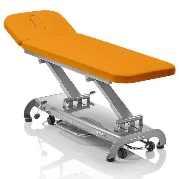 Novak M® Massageliege S2 - elektrisch, Liegebreite 65 cm