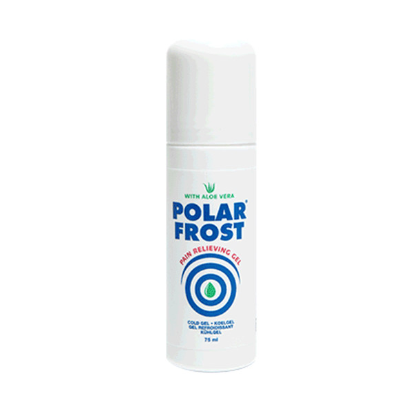 Polar Frost® Gel Roll-On, 75 ml